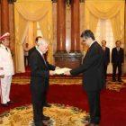 Դեսպան Կաժոյանն իր հավատարմագրերը հանձնեց Վիետնամի նախագահին