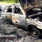 Արարատի մարզում մեքենայի մեջ հրդեհ է բռնկվել․ մայրն ու 9-ամյա որդին այրվածքներով հոսպիտալացվել են