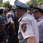 Ամուլսարի շահագործման դեմ բողոքի ակցիայի մասնակիցներից 6 անձ բերվել է ոստիկանություն