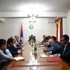 Արցախի Հանրապետության հռչակման 28-րդ տարեդարձին ընդառաջ նիստ է հրավիրվել