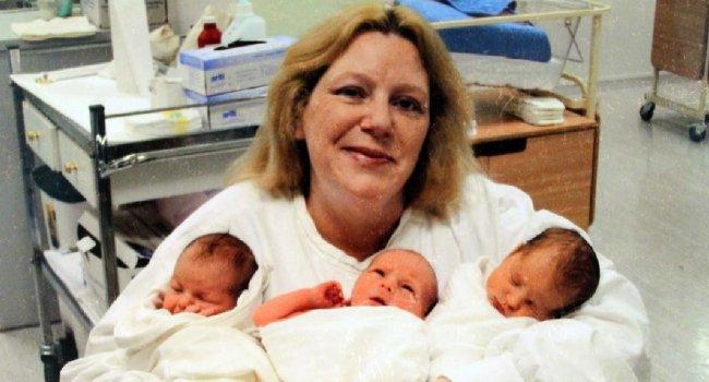 52-ամյա բրիտանուհին 14-րդ անգամ փոխնակ մայր է դարձել