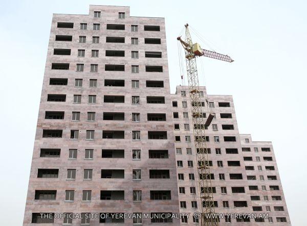 Երեւանի Գրիբոյեդովի եւ Մանանդյան փողոցների վրա կկառուցվեն նոր շենքեր եւ բնակելի թաղամաս