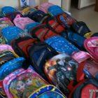 «Գ.Ծառուկյան» հիմնադրամի բազմաթիվ նվերները՝ Էջմիածնի և հարակից համայնքների 1-ին դասարանցիներին