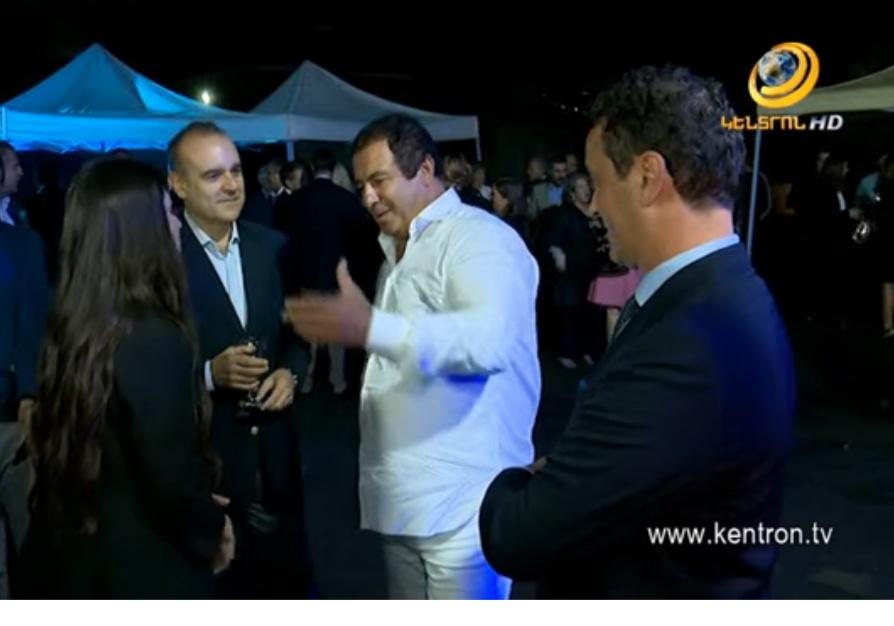 Գ.Ծառուկյանի աջակցությամբ կայացել է հայ-իտալական բարեկամությունը խորհրդանշող բարեգործական միջոցառում