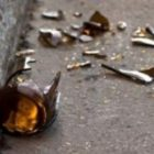 35-ամյա կինը ալկոհոլի ազդեցության տակ աղբանոցից հանել է կոտրած շշի մասնիկն ու կտրել նախաբազուկը