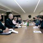 Հայաստանը ԱՄՆ-ի համար կարեւոր գործընկեր է. ԱՄՆ պաշտպանության քարտուղարի փոխտեղակալը՝ Դավիթ Տոնոյանին