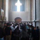Ապրիլյան պատերազմում զոհված հերոսների հարազատները մկրտվեցին. Ներկա էր Բակո Սահակյանը