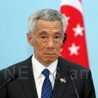 Սինգապուրի վարչապետը զբոսնել է գիշերային Երեւանում եւ հայկական լավաշ համտեսել