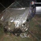 Ողբերգական ավտովթար.35-ամյա վարորդը տեղում մահացել է