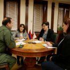 Պնախարարն ու ԿԽՄԿ պատվիրակության ղեկավարը քննարկել են Կարեն Ղազարյանի և Արայիկ Ղազարյանի ճակատագրերի հարցը