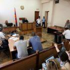 Մանվել Գրիգորյանին այս անգամ էլ դատարան չէին բերել