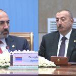 Կադրեր ԱՊՀ մասնակից պետությունների ղեկավարների խորհրդի նիստից