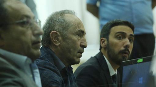 Շարունակվում է Ռոբերտ Քոչարյանի գործով դատական նիստ(ուղիղ)