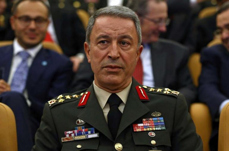 Թուրքիայի ՊՆ հայտարարել է Սիրիայում անվտանգության գոտի ստեղծելու մասին