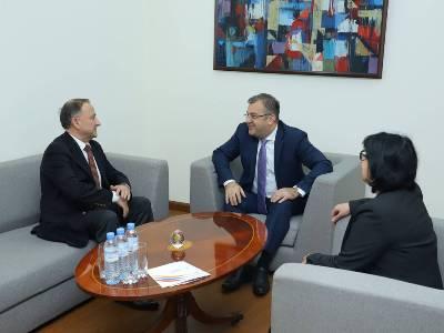 ՀՀ եւ ՌԴ ԱԳՆ-ների միջեւ մարդու իրավուքների հարցերին նվիրված միջագերատեսչական խորհրդակցություններ են կայացել
