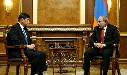 Վարչապետը և Համաշխարհային մաքսային կազմակերպության գլխավոր քարտուղարը քննարկել են համագործակցության զարգացման հարցեր