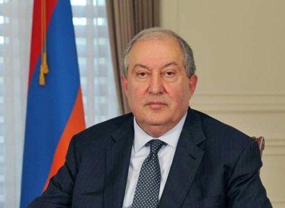 Արմեն Սարգսյանը նոր դատավորներ է նշանակել