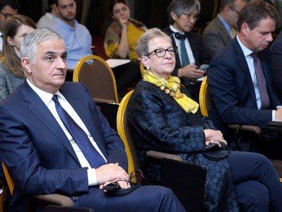 Մհեր Գրիգորյանը մասնակցել է ՀԸԳՀ վերաբերյալ ԵՄ պատվիրակության հետ համատեղ կազմակերպված միջոցառմանը