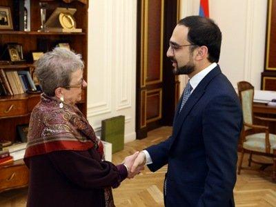 Տիգրան Ավինյանն ընդունել է Հայաստանում ԵՄ դեսպանին. անդրադարձ է կատարվել ներառական աճի մոդելին