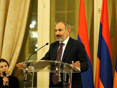 Իմացեք, որ բոլոր հնարավոր միջոցներով, նաեւ բարոյապես ձեր կողքին ենք. Փաշինյանը՝ «Nouvelles d'Arménie» ամսագրի խմբագրին