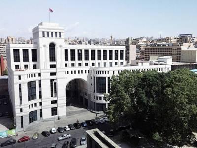 Հայաստանի ԱԳՆ-ն անդրադարձել է Սիրիայում հայ հոգեւորականի եւ նրա հոր սպանությանը