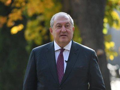 Արմեն Սարգսյանը շնորհավորական ուղերձ է հղել Ղրղզստանի նախագահ Սոորոնբայ Ժեենբեկովին