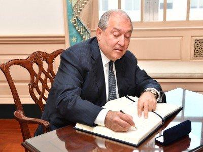 Արմեն Սարգսյանը 4 նոր դատավոր է նշանակել