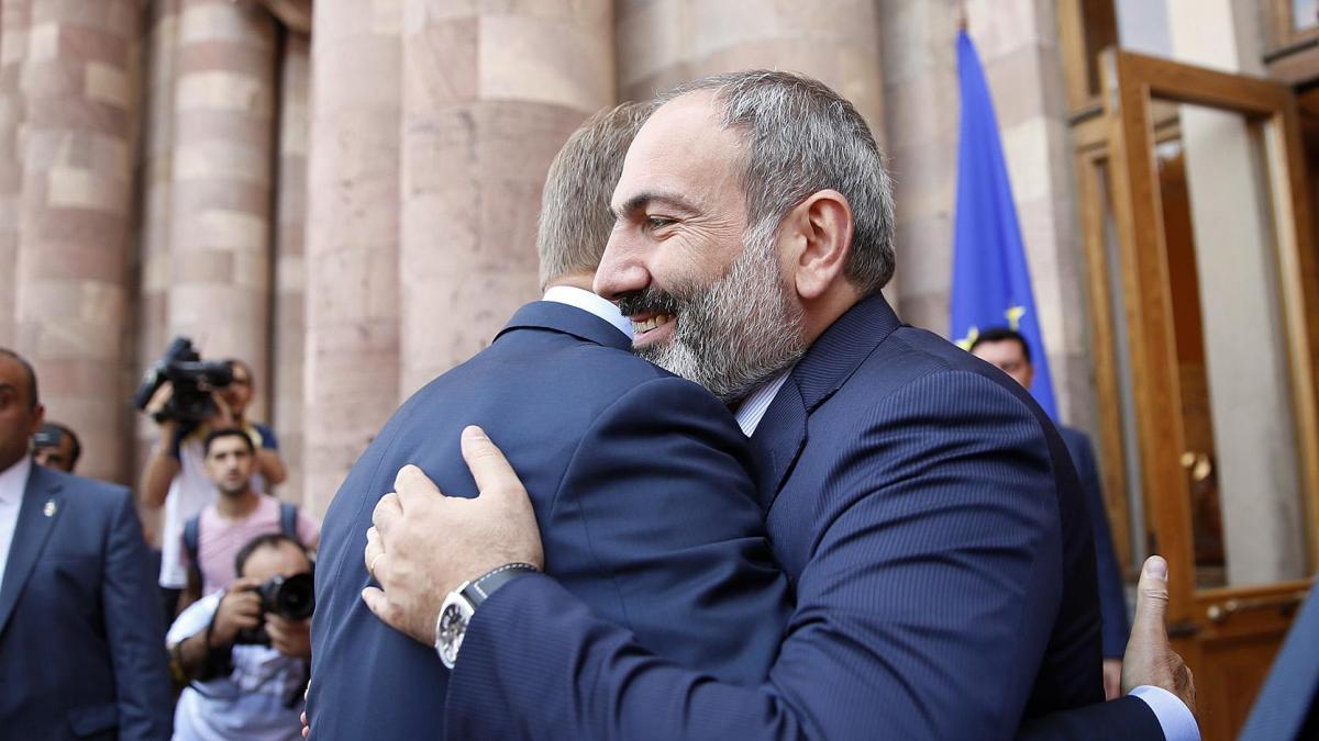 Հայ-ռուսական հարաբերությունները նոր դինամիկա են ստացել. Փաշինյանը հյուրընկալել է Սերգեյ Լավրովին