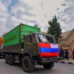 ՌԴ ՊՆ անմիջական օժանդակությամբ շուրջ 80 տոննա հումանիտար օգնության բեռը հասել է եւ առաջիկա օրերին կբաժանվի հայ համայնքին և Հալեպի բնակչությանը
