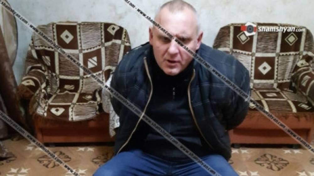 Ոստիկանները հայտնաբերվել են «Բերդի կռիս» մականվամբ բնակարանագողին