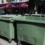 Կառավարությունը 30 հատ աղբաման նվիրեց Գյումրիին