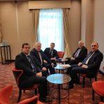 Մամեդյարովը հանդիպել է ԵԱՀԿ Մինսկի խմբի համանախագահների հետ