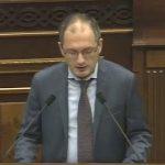 ՀՀ ԱԺ-ը քննարկել է ԵՏՄ ֆինանսական օրենսդրության մասին համաձայնագրի վավերացման հարցը