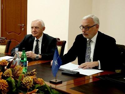 Հայաստան են այցելել ՆԱՏՕ-ի փորձագետները