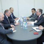 Հանդիպել են Հայաստանի եւ Մոլդովայի ԱԳ նախարարները. Մնացականյանը ներկայացրել է Արցախի խնդիրը