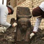 Եգիպտոսում հայտնաբերվել է Ռամզես II-ի արձանիկ