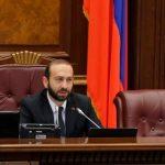 ՀՀ ԱԺ արտահերթ նիստն սկսվեց ԱՄՆ Սենատին երախտագիտություն հայտնելով