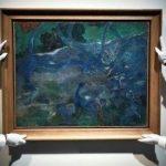 Պոլ Գոգենի (1848-1903) «Հաստ ծառ» (Te Bourao II) նկարը փարիզյան աճուրդում վաճառվել է 9,5 մլն եվրոյով