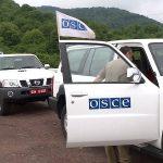 ԵԱՀԿ առաքելությունը հրադադարի ռեժիմի պլանային դիտարկում է անցկացրել Արցախի եւ Ադրբեջանի սահմանին՝ Հադրութի շրջանի հյուսիս-արեւելյան ուղղությամբ