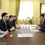 Ռուստամ Բադասյանն ընդունել է Հայաստանում Ճապոնիայի արտակարգ և լիազոր դեսպան Ջուն Յամադային