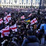 Վրաստանի խորհրդարանի մոտ կալանավորվածների թիվը շարունակում է աճել