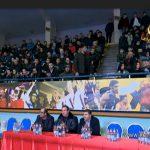 Գ.Ծառուկյանը հետևել է բռնցքամարտի «Կաշվե ձեռնոց» մրցաշարի մեկնարկային մենամարտերին