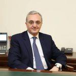 Զոհրաբ Մնացականյանը ԵԱՀԿ գործող նախագահին ներկայացրեց ԼՂ կարգավորման գործընթացի շուրջ վերջին զարգացումները