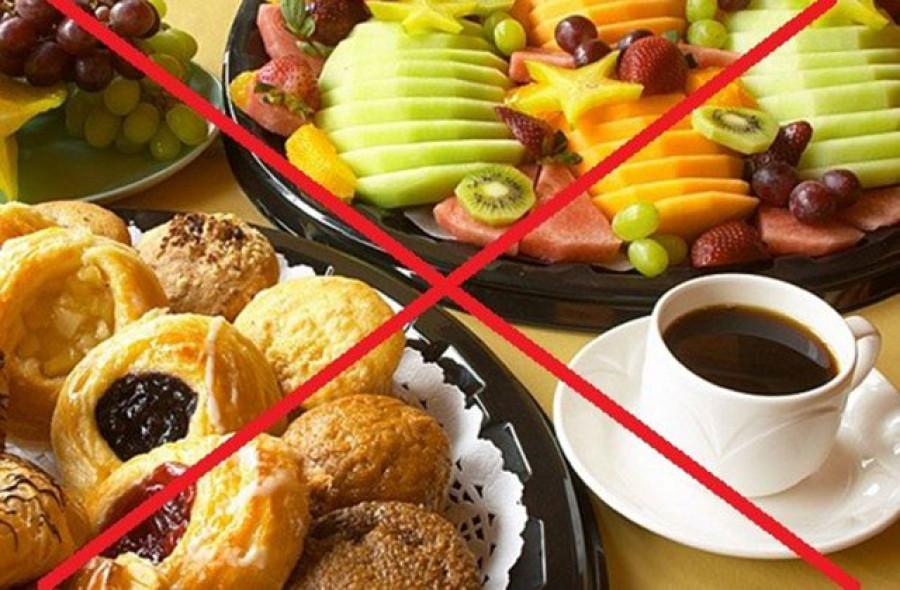 Ինչը պետք չէ ուտել կամ խմել դատարկ ստամոքսին