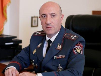 Արման Սարգսյանի հրամաններով մի շարք կադրային փոփոխություններ են տեղի ունեցել ոստիկանությունում
