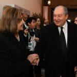 Հոլոքոսթի 5-րդ համաժողովին Արմեն Սարգսյանը զրույցներ է ունեցել Մայք Փենսի, արքայազն Չարլզի, Էմանուել Մակրոնի հետ (ֆոտո)