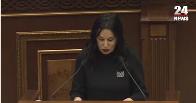 Ադրբեջանում հայատյացությունը և ռասիզմը այլևս տարածաշրջանի անվտանգության լուրջ սպառնալիք է. Ն. Զոհրաբյան. Տեսանյութ