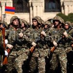 Բանակի օրվա առթիվ պարգևատրվել են մի խումբ զինծառայողներ եւ ազատամարտիկներ