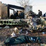 Իրանական կողմն ընդունել է,որ ուկրաինական օդանավը խոցվել է հրթիռների կողմից