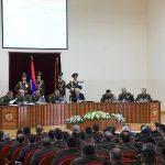Բակո Սահակյանը մասնակցել է ՊԲ ռազմական խորհրդի նիստին. ամփոփվել են 2019-ի արդյունքները